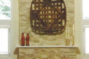 Custom Fireplace & Stonework