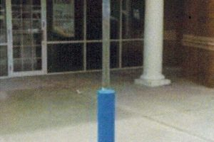 Bollard and Sign Installation